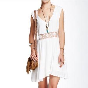 Dresses & Skirts - Free People Lace Flowy Dress
